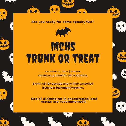 MCHS Trunk or Treat