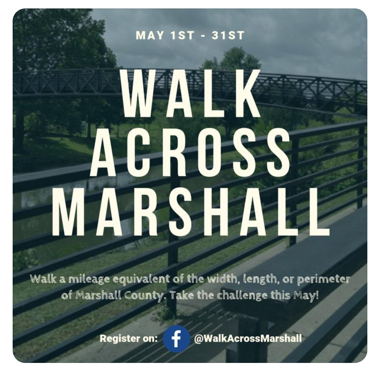 Walk Across Marshall Co