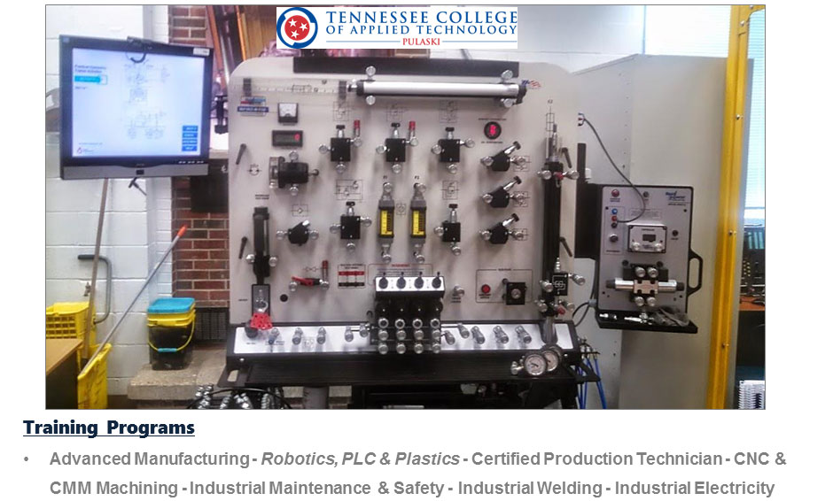 TN College of Applied Technology - Pulaski